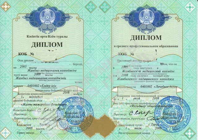 Диплом врача - признание для РФ